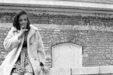 Jasmine. Captured on B&W film.